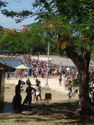 El Chapuzón del Río Bayamo